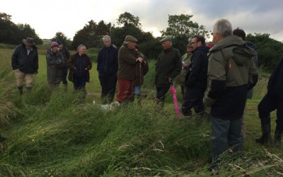 East Midlands FWAG Farm Walk a success